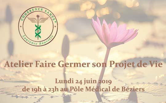 Atelier Faire Germer son Projet de Vie