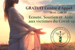 Appel gratuit victimes Coronavirus Covid-19