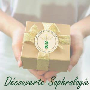 Carte Cadeau Découverte Sophrologie par Laurence Rouvière à Béziers