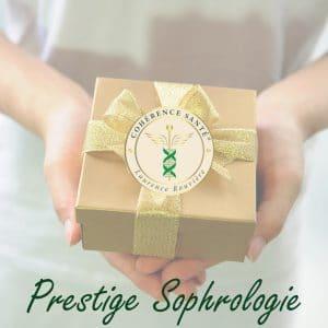 Carte Cadeau Prestige Sophrologie par Laurence Rouvière à Béziers