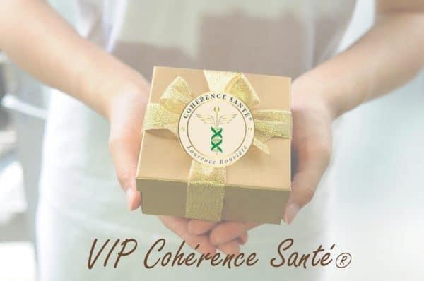 Carte Cadeau VIP avec la Méthode Cohérence Santé ® par Laurence Rouvière à Béziers