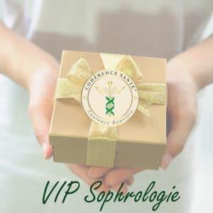 Carte Cadeau VIP Sophrologie par Laurence Rouvière à Béziers