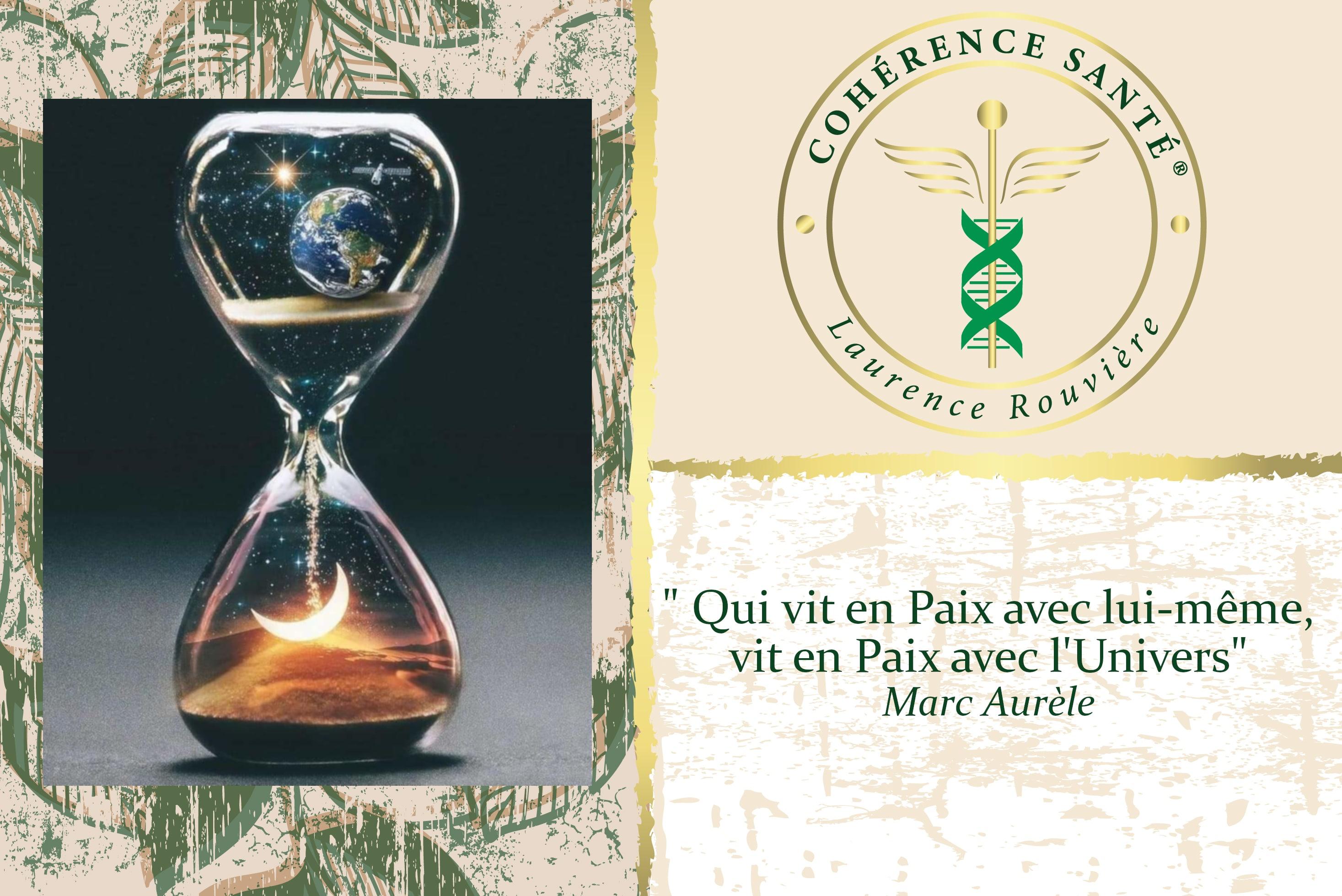 Citations Positives et Sagesse des Mots par Laurence Rouvière - Méthode Cohérence Santé